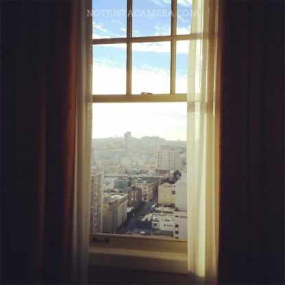 Back again in San Francisco