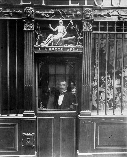 Eugène Atget, 1900