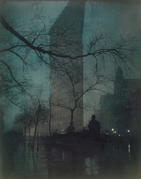 Edward Steichen, The Flatiron, 1904