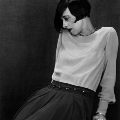 Berenice Abbott, Solita Solano, 1926