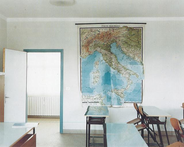 Luigi Ghirri su Aldo Rossi 1971-92 (dalla mostra